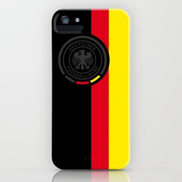 GERMAN Football Association iPhone Case