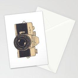 Minolta Vintage Camera Stationery Cards
