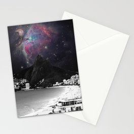 Ipanema's Universe Stationery Cards