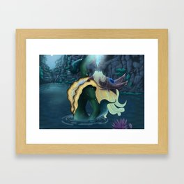 Nami Framed Art Print