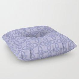 Northern Knot Pattern Floor Pillow