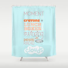 Swinging So High  Shower Curtain
