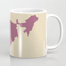 Plum Spice Moods India Coffee Mug