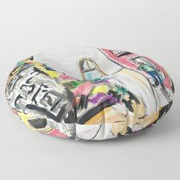 Piece of Portugal Floor Pillow