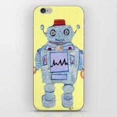 Robot Robotic! iPhone & iPod Skin