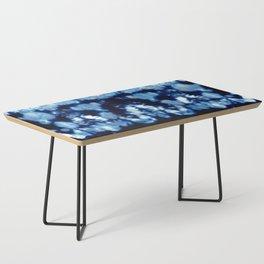 Tie-Dye Shibori Neue Coffee Table
