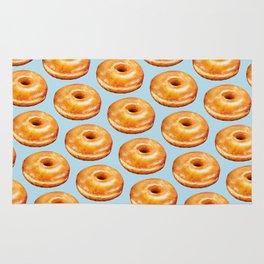 Donut Pattern - Glazed Rug