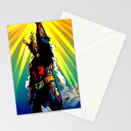 THE SYMBOL OF PEACE - ALL MIGHT Stationery Cards