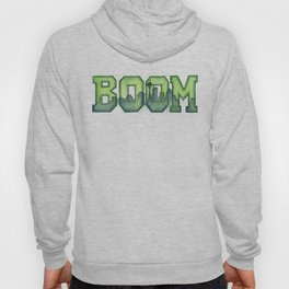 Legion of Boom Seattle 12th Man Art Hoody