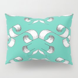 Number 3 - V2 Pencil Pillow Sham