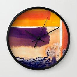 Internal Landscape 10040 Wall Clock