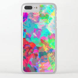 Dream Big Clear iPhone Case