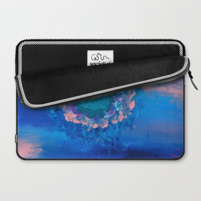 Sky Orb Laptop Sleeve