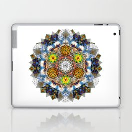 Upwards - The Mandala Collection Laptop & iPad Skin