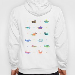 Sea slug Hoody