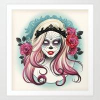 ¡Dia de los Muertos! Art Print