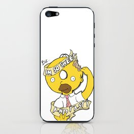 But I'm so sweet and tasty iPhone Skin