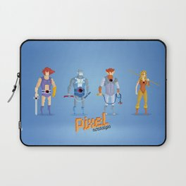Thundercats - Pixel Nostalgia  Laptop Sleeve