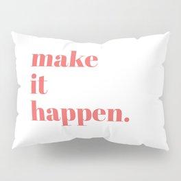 make it Pillow Sham