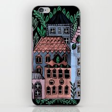Little Street iPhone & iPod Skin