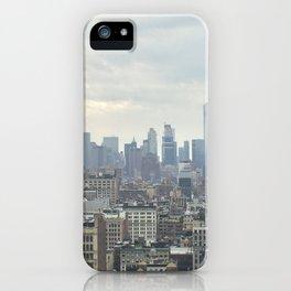 NYC Skyline #2 iPhone Case