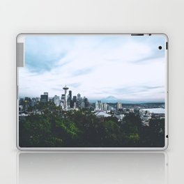 Seattle afternoon views Laptop & iPad Skin