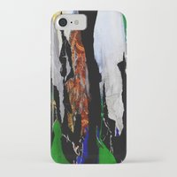 labyrinth iPhone & iPod Cases featuring Labyrinth by M.TALIERA