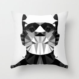 Polygon Heroes - The Horror Throw Pillow