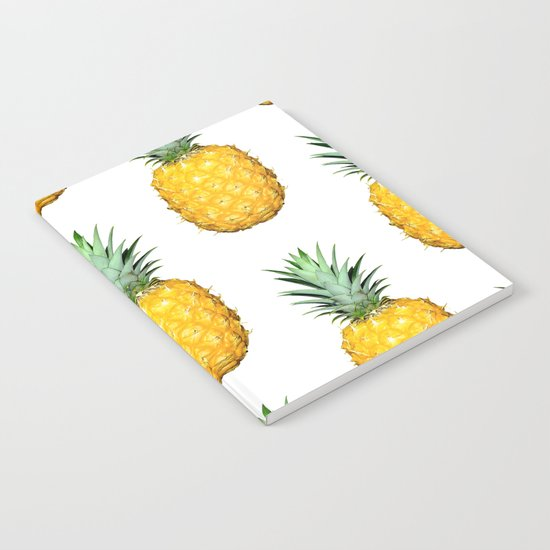 Big Pineapples Notebook