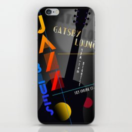 """Gatsby Lounge"" iPhone Skin"