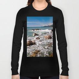 Power of Sea - Sicily Long Sleeve T-shirt