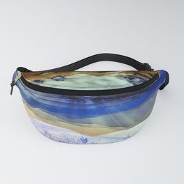 Sunset Tomorrow Fanny Pack