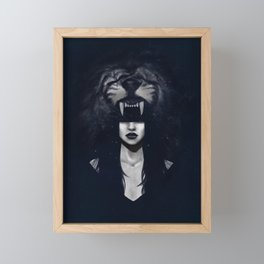 In Our Nature Framed Mini Art Print