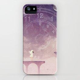 Time Portal iPhone Case