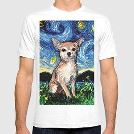Chihuahua Night T-shirt