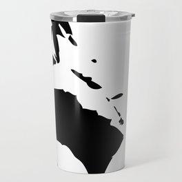 Homme en noir – risqué   黑衣人 – 穢 Travel Mug