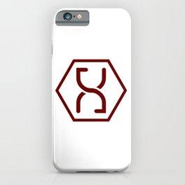 Altered Carbon Symbol iPhone Case