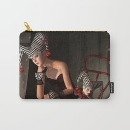 Clowns backstage Carry-All Pouch