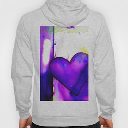 Heart Dreams 1I by Kathy Morton Stanion Hoody