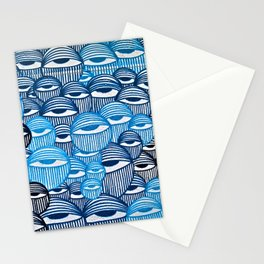 Eyes of the City Stationery Cards
