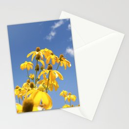 Epic Sunflowers Stationery Cards