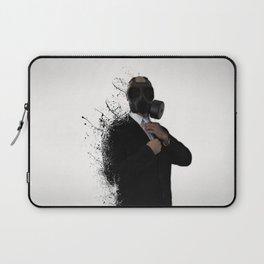 Dissolution of man Laptop Sleeve