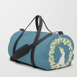 Sulphur Crested Cockatoo Duffle Bag