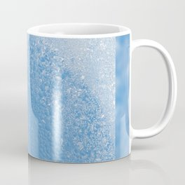 Melting frost and water condensation Coffee Mug