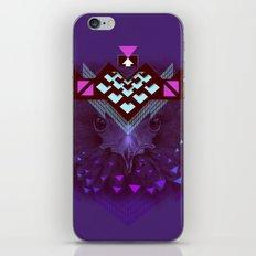::Space Bird:: iPhone & iPod Skin