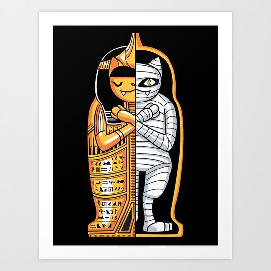 Catacomb Art Print