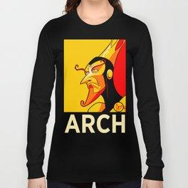 Arch-Monarch Long Sleeve T-shirt