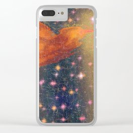 A snake could shed its skin, but never change its colour. Clear iPhone Case
