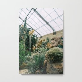 Botanical Gardens II - Garden #420 Metal Print