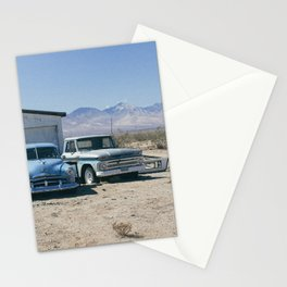 Mojave Motors Stationery Cards